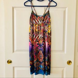 Dresses & Skirts - Summer Multicolor Boho dress